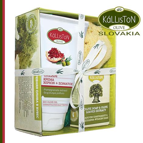 Darčekový-set-Olivové-mydlo-olivové-listy-krémom-na-ruky–470×470