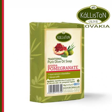 Olivové-mydlo-Pomegranate-Granátové-jablko