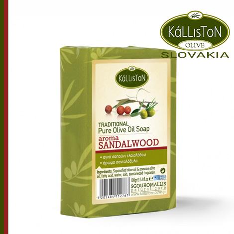 Olivové-mydlo-Sandalwood